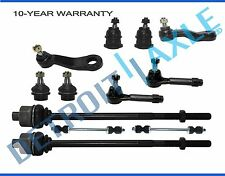 Brand New 12pc Complete Front Suspension Kit for Silverado and Sierra 1500 4x4