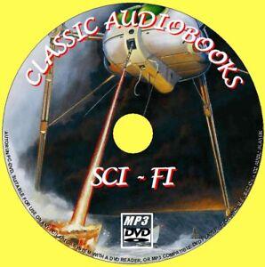 17-CLASSIC-SCI-FI-NOVELS-MP3-UNABRIDGED-AUDIO-BOOKS-DVD-ROM-NEW-SCIENCE-FICTION