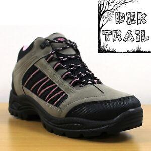 DEK-Trail-039-Grassmere-039-Women-039-s-Hiking-Boots-Hill-Walking-Comfort-Trainers-SALE