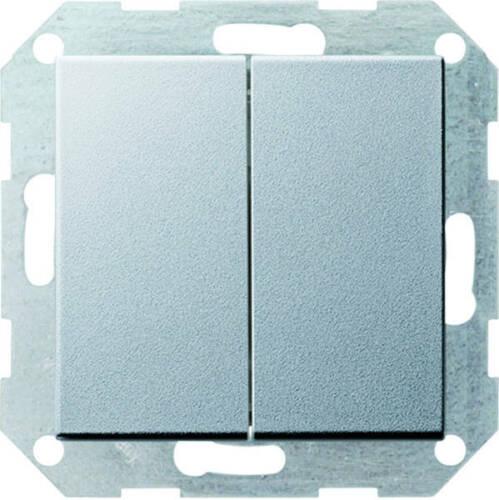 Gira Taster Tastschalter Wechsel 012826 Serienschalter System 55 Schalter S39