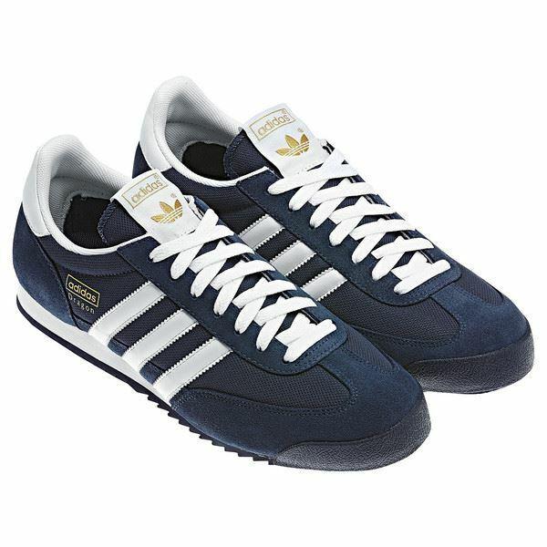 adidas dragon trainers size 9