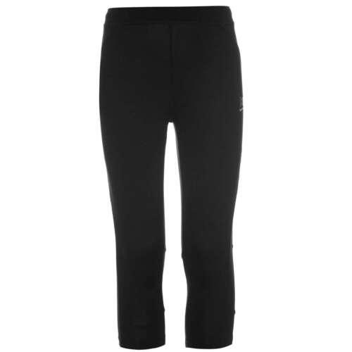 Karrimor Kids Girls Run Capri Tights Capris Pants Trousers Bottoms Breathable