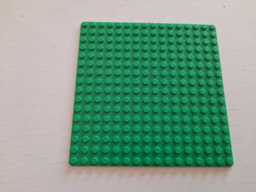 Lego Bauplatte Platte Hellgrün 16x16 Noppen