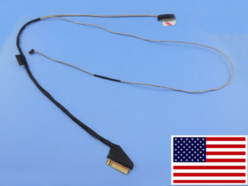 Original LCD LVDS Video Display Screen Flex CAL50 Cable DC02002VB00 0DDHWX