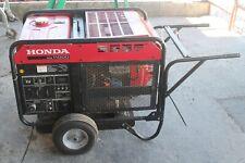 Honda Model Eb11000 Generator 11000 Watts