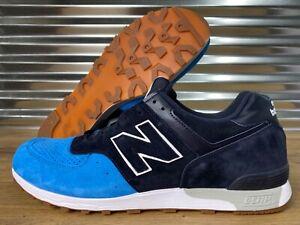 New Balance 567 M576PNB Retro Shoes Blue Navy White Gum England SZ ...
