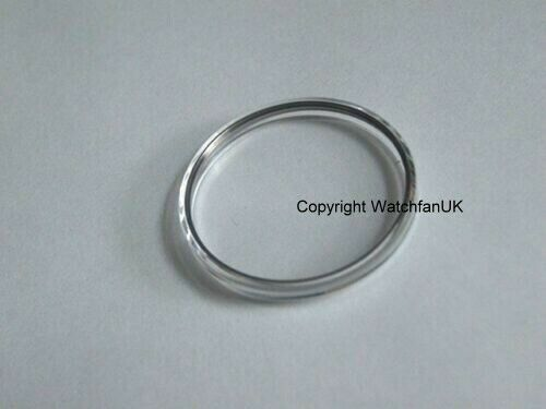 Replacement Acrylic Crystal With Tension Ring Fits Tissot Navigator #566