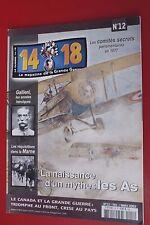 Magazine 14-18 n°12 ( Edit-Mars-2003 )