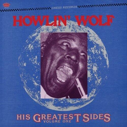 Howlin Wolf - His Greatest Sides Vol. 1 [New Vinyl] Colored Vinyl, Ltd Ed