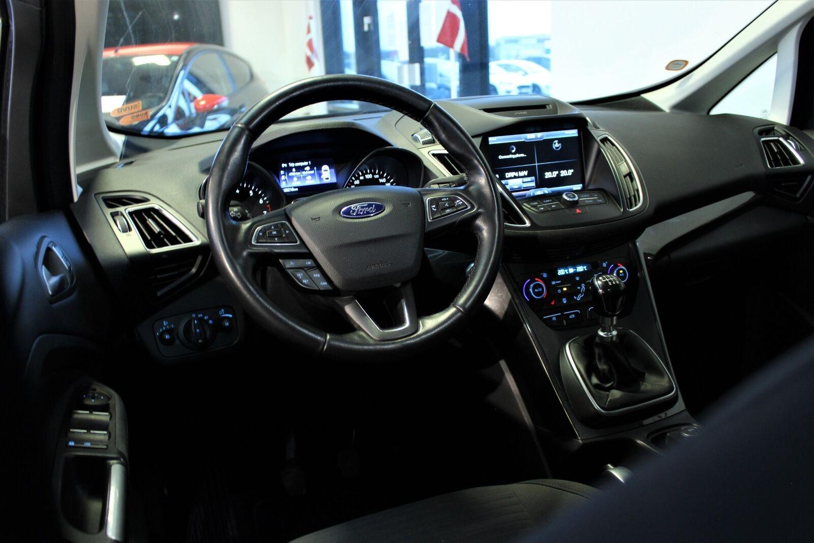 Ford C-MAX 1,0 SCTi 125 Titanium - billede 6