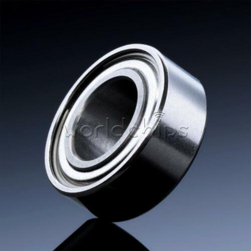 2x6x2.5 mm 10PCS MR62ZZ Metal Double Shielded High Precision Ball Bearing