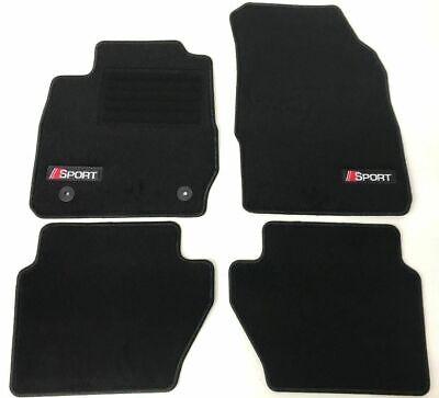 Autoteppiche Velours für Ford Fiesta  Passform  NEU