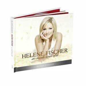 Helene-Fischer-So-nah-wie-du-Platin-Edition-CD-DVD-NEU