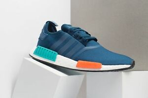 Mens-Adidas-NMD-R1-Blue-White-Red-Green-Black-G26510