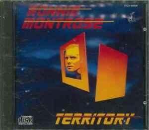 Ronnie-MONTROSE-034-Territory-034-CD-Album