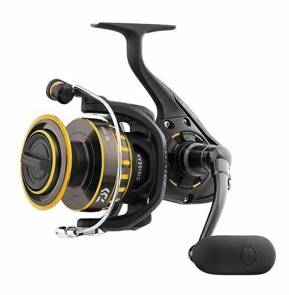 Daiwa BG5000 Saltwater Spinning Reel for sale online