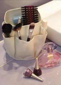 Das Bild Wird Geladen Bad Utensilienhalter Aufbewahrung Badezimmerkorb  Kosmetik Organizer Box Tasche