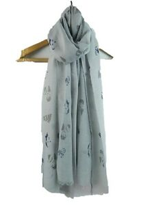 Warm Comfortable Long Audrey Hepburn  Holiday Scarf Wrap Scarves Scarves