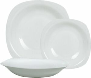 Bormioli-Parma-Plates-for-6-People-17-Pieces