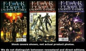 Fear-Itself-Uncanny-X-Force-1-2-3-Conjunto-Completo-Ejecutar-Lote-1-3-MB