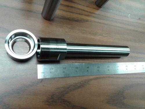 """2pcs ER32 COLLET CHUCKS 1/""""X6/"""" W STRAIGHT SHANK,Tool Holder Set #ER32-CK1--new"""