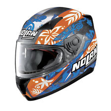 Nolan N64 D.Petrucci Replica Full Face Motorcycle Helmet N-64 Helmet