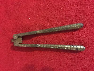 Diskret Nussknacker Metall Um 1910 Extrem Effizient In Der WäRmeerhaltung