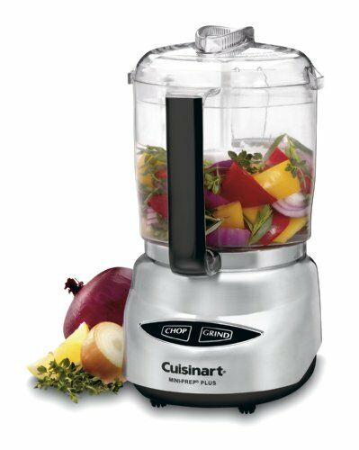 Mini Food Processor Auto-Reversing The Powerful High-Speed Motor Compac