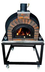Wood-Gas-fired-pizza-oven-Residential-Pizza-Oven-40-034-X-40-034