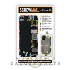 ScrewMat for Apple iPhone SE Magnetic Screw Locator Mat Repair Tool Magnet