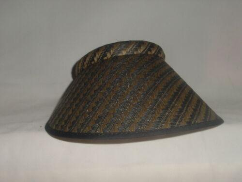 WOMEN/'S LADIES CLIP ON SUN VISOR HAT CAP