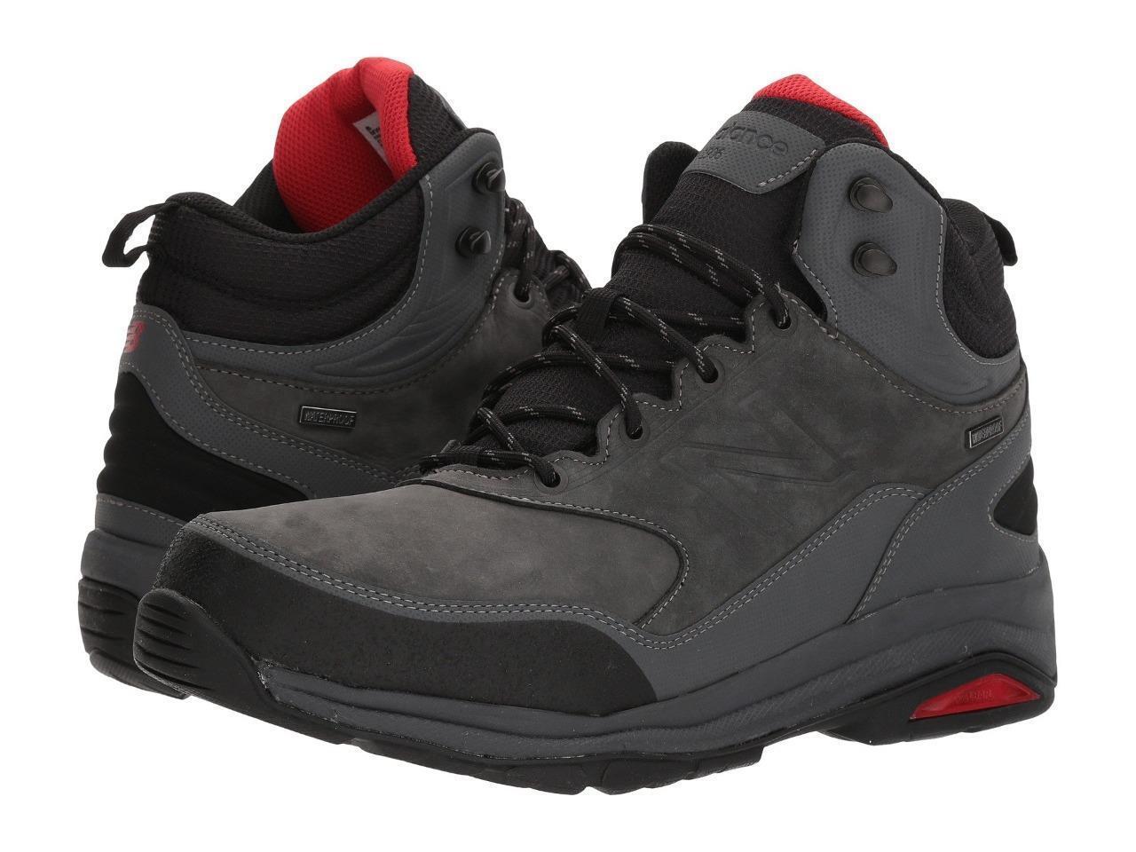 botas Impermeables De Caminar New Balance 1400 Zapatos MW1400GR para hombres e de ancho