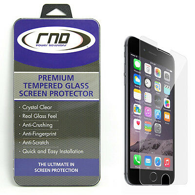 Screen Protector For iPhone 6 Premium Tempered Glass (4.7 inch .33mm thick 9H)