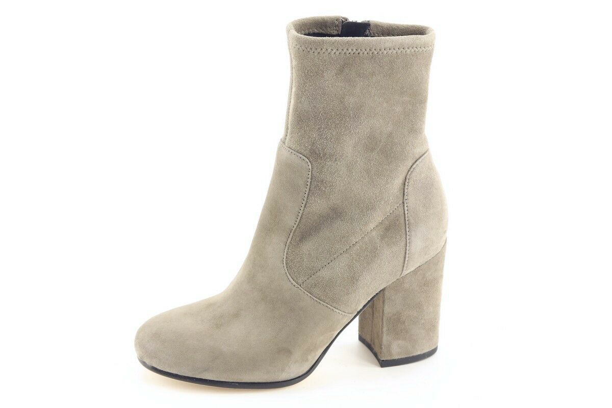 295 NEW Via Spiga Benita Gray Suede Suede Suede Ankle Stiefel sz 5 Booties D9841M1 c251cd