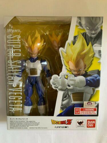 Figuarts Dragon Ball Z Super Saiyan Vegeta Cell Saga S.H