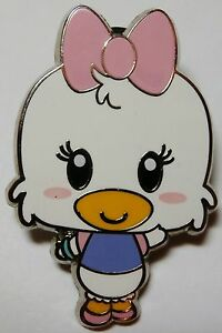 Image Is Loading Disney Pin DAISY Duck CUTE CHARACTER STARTER Set