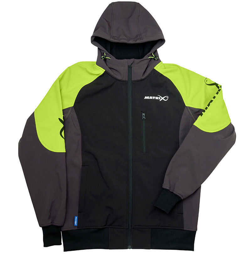 Matrix Soft Shell Fleece Brand New 2019 - Free Delivery Delivery Delivery bbf204
