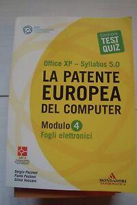 La-patente-europea-del-computer-OfficeXP-Sillabus-5-0-Modulo4-fogli-elettronici