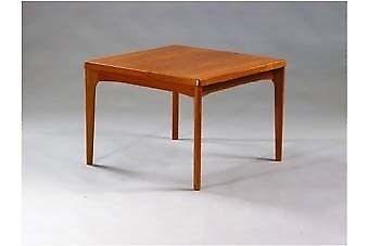 Spisebord, teaktræ, Henning Kjærnulf