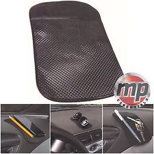 Streetwize Car Interior Black Anti Slip Non Dashboard Dash Mat Phone Keys Holder