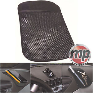 Streetwize-Car-Interior-Black-Anti-Slip-Non-Dashboard-Dash-Mat-Phone-Keys-Holder