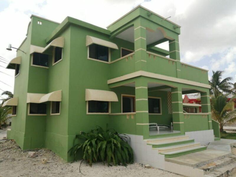 Bonita Casa En Venta En Telchac Puerto