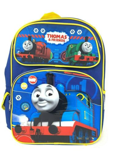 """NEW Thomas The Train 16/"""" Full Size Backpack"""