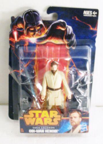 Hasbro Star Wars Saga Legends Obi Wan Kenobi Episode III 3