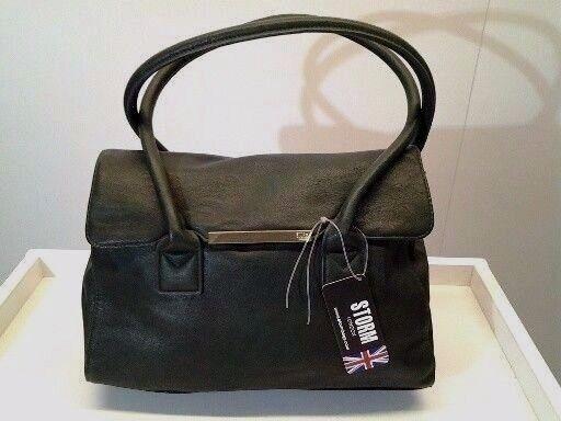 Storm Hazelwood Ladies Green Handbag RRP