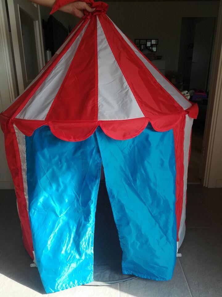 Ubrugte Legetelt, Cirkus telt, Ikea – dba.dk – Køb og Salg af Nyt og Brugt YU-49