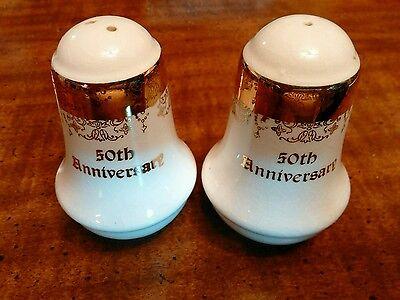 Artic Rose Japan Porcelain Shakers