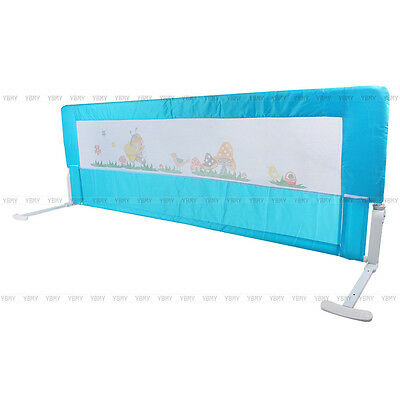 150/180cm  Kids Baby Cot Child Safety Bed Rail Bed Guard Protection Bedrail HOT