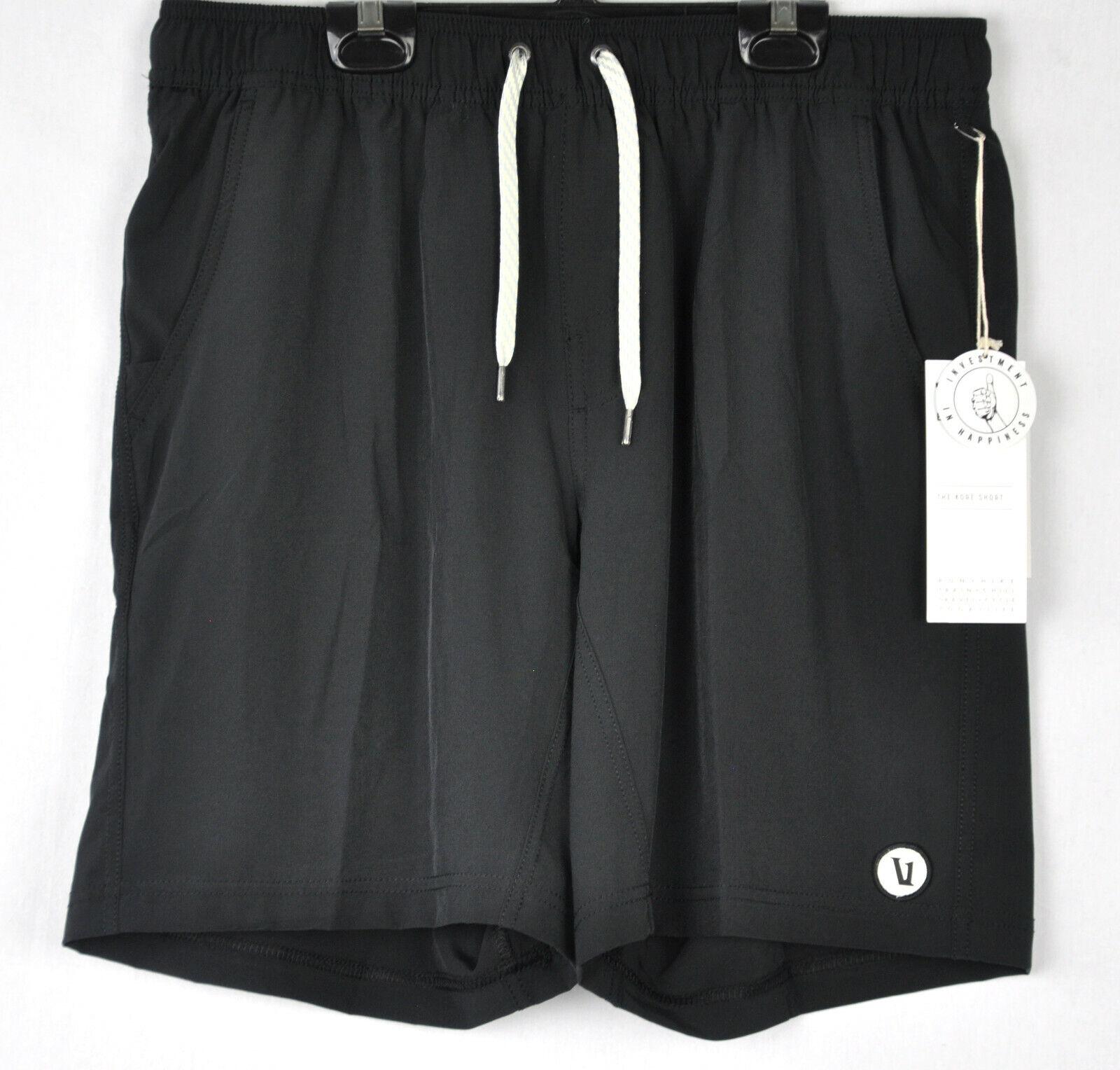 Pantalones cortos para hombre Kore vuori V302  Negro Tamaño Extra Grande  para proporcionarle una compra en línea agradable