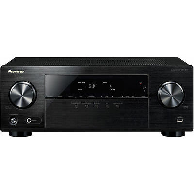 Pioneer VSX-330 5.1CH AV Receiver w/ 105W Per CH   3D & Ultra HD 4K Passthrough